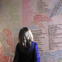 ATVP Wall of Lyrics