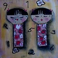 Miki and Yoko