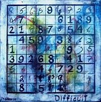Sudoku - Difficult