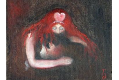 Love and Pain after Edvard Munch